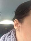 verschillende (helix) oorpiercings
