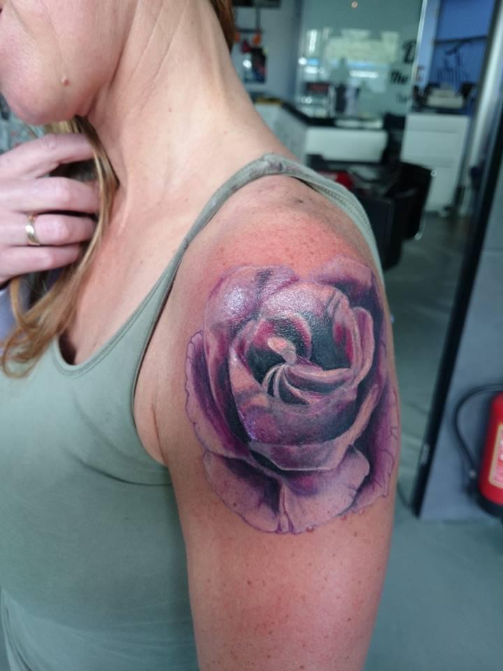 dating een man met veel tatoeages