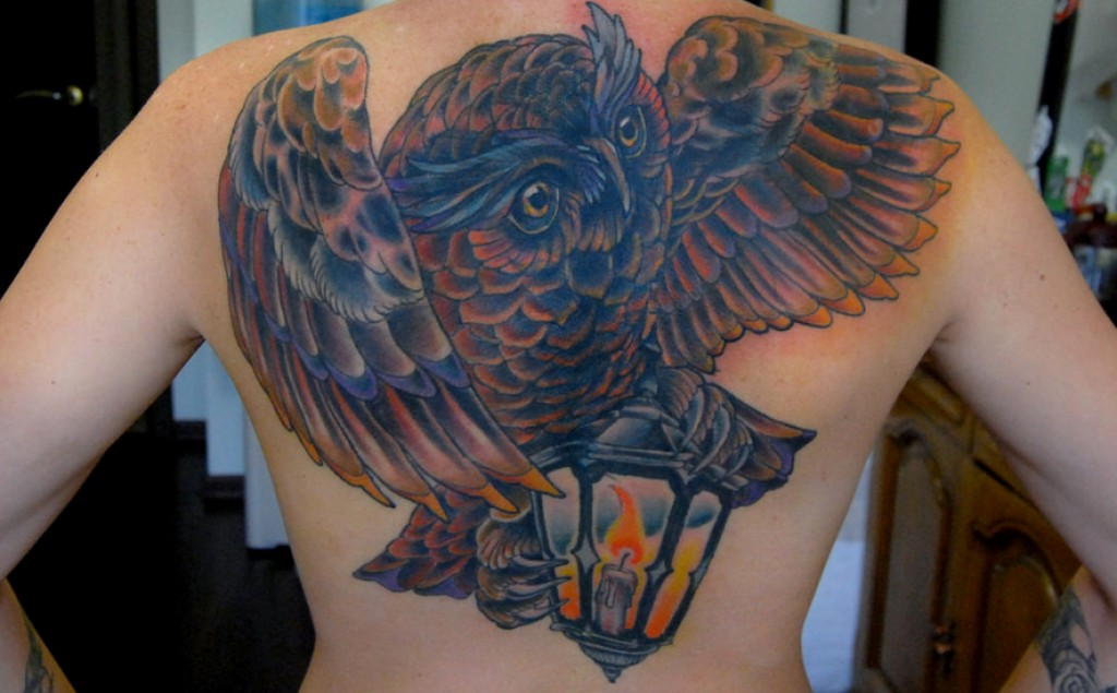 Verbazingwekkend Vogel tattoo   Dutch Ink DI-57