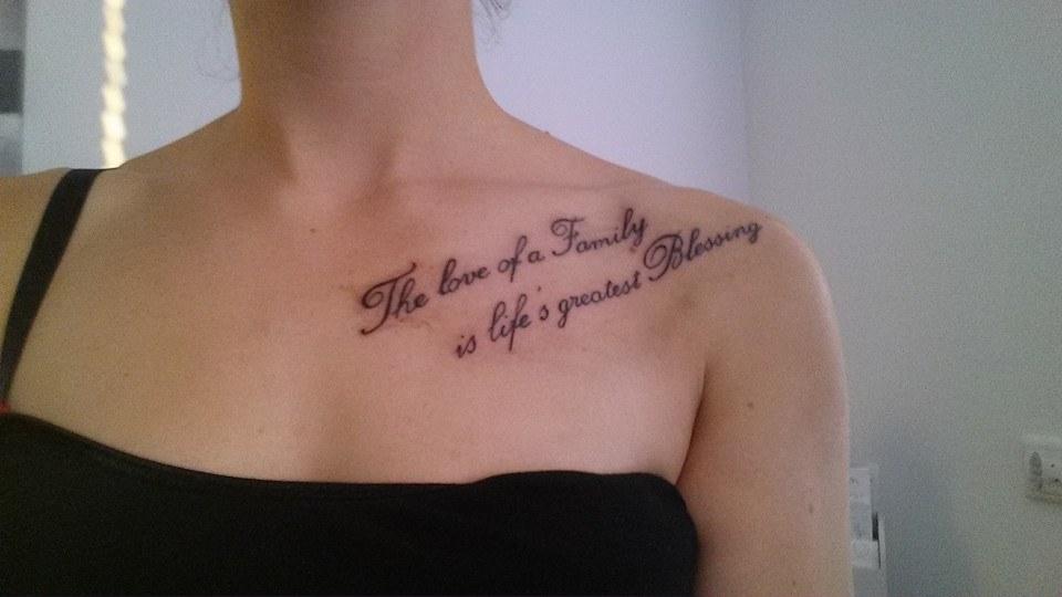 Beste Tattoo teksten | Dutch Ink OZ-52
