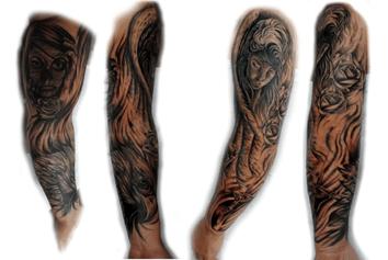 Tattoo Sleeve Dutch Ink
