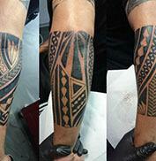 Tattoo Verzorging Informatie Advies Van De Tatoeëerder