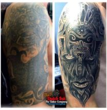 Cover up bovenarm